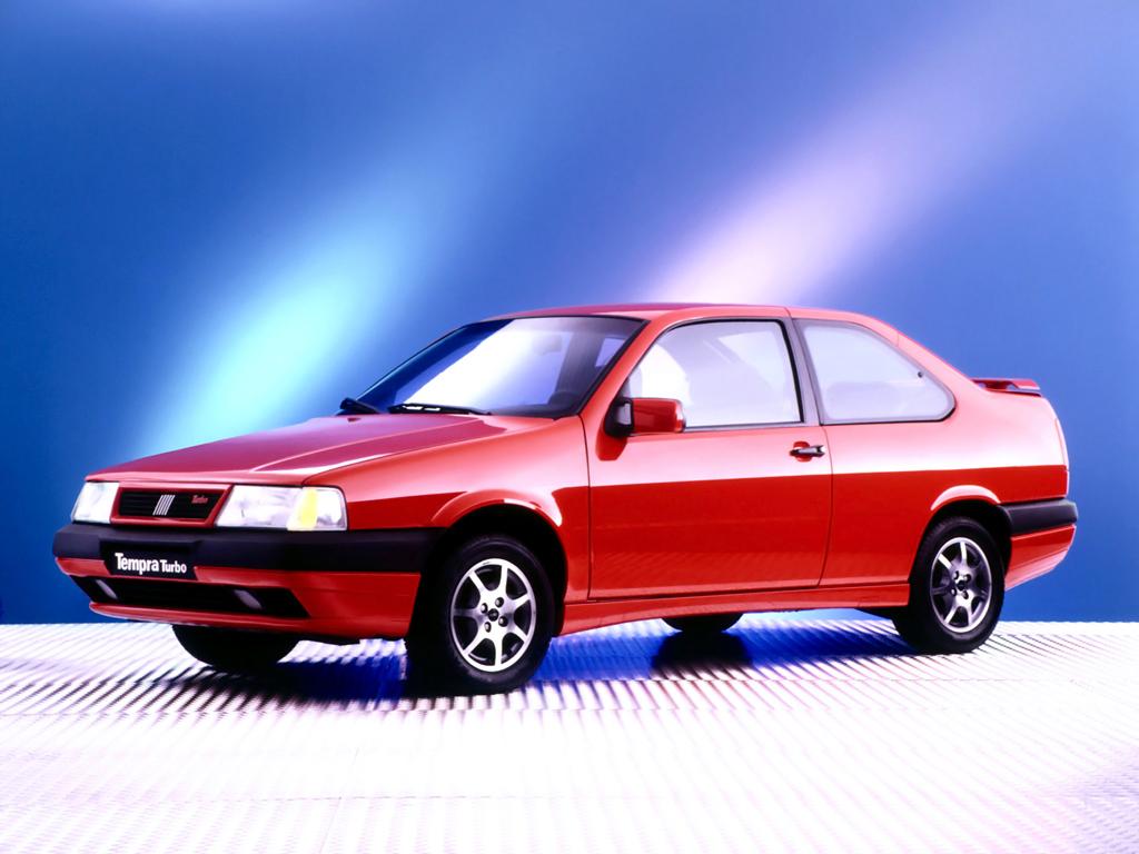 Carros raros fabricados no Brasil: Fiat Tempra Turbo