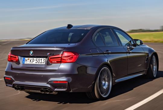 BMW convoca 33 unidades dos modelos M3 e M4 para substituição do eixo cardã traseiro. Razão é o material pouco resistente na junção do eixo ao diferencial.