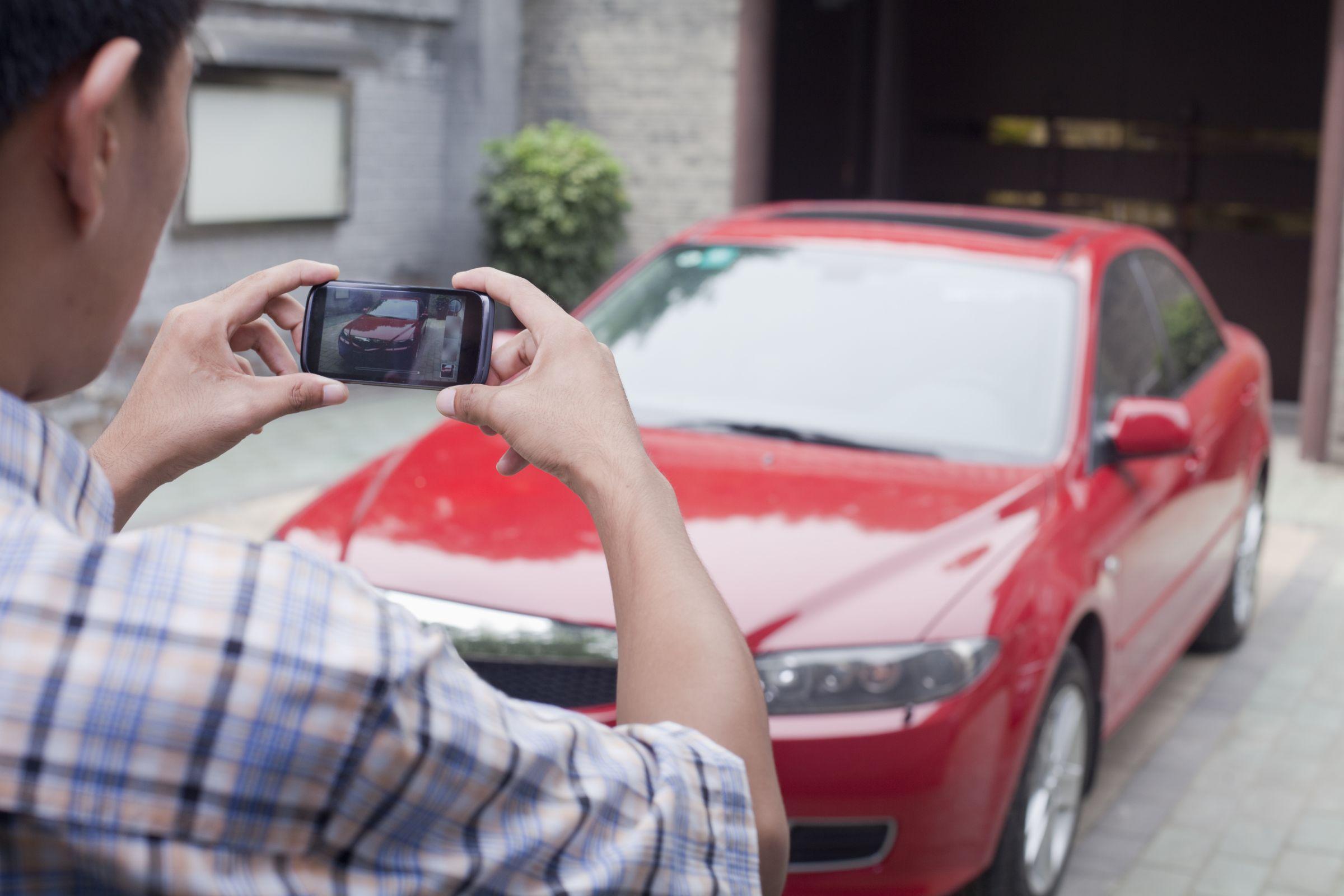 vistoria carro auto vistotia seguro foto carro shutterstock taxa