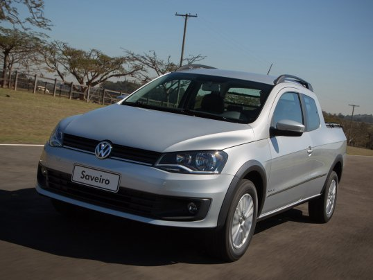 volkswagen saveiro highline cd 2014 2016
