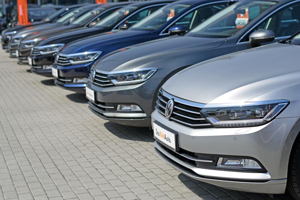 Recall dos carros da Volkswagen