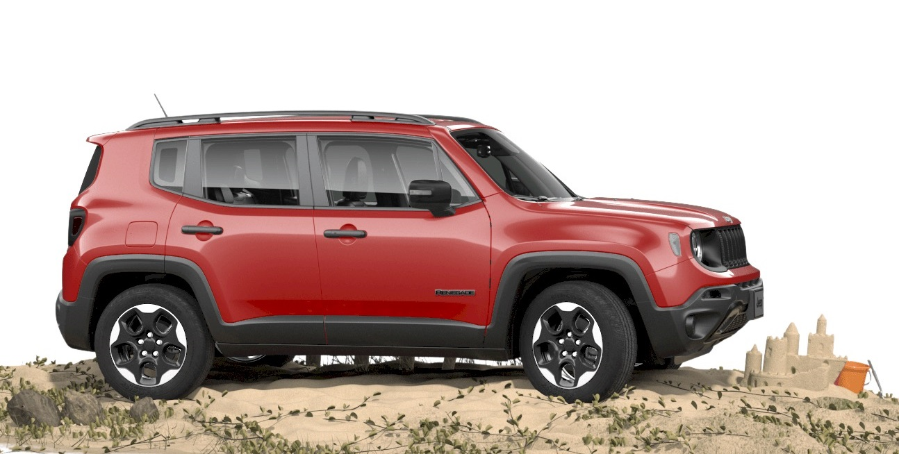 Jeep Renegade: Confira a análise que fizemos das opções do mercado e nossa seleção dos sete melhores SUVs na faixa de preço até R$ 100 mil