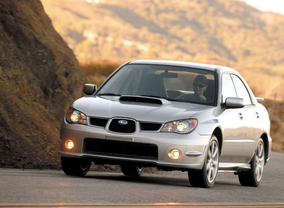 Carros feios, mas competentes: Subaru Impreza