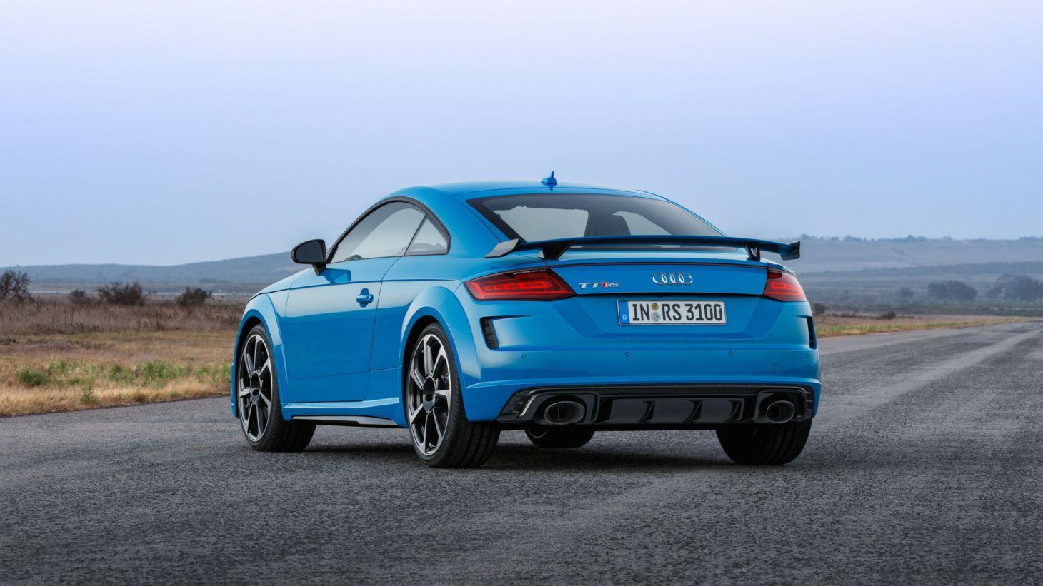 Audi TT RS 2020 é lançado e mantém motor de 400 cv