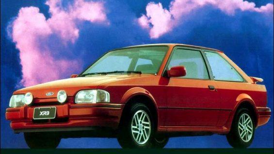 Ford Escort XR3 1987