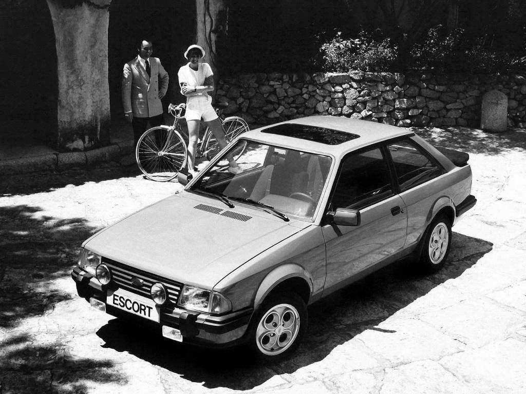 Ford Escort XR3 1983