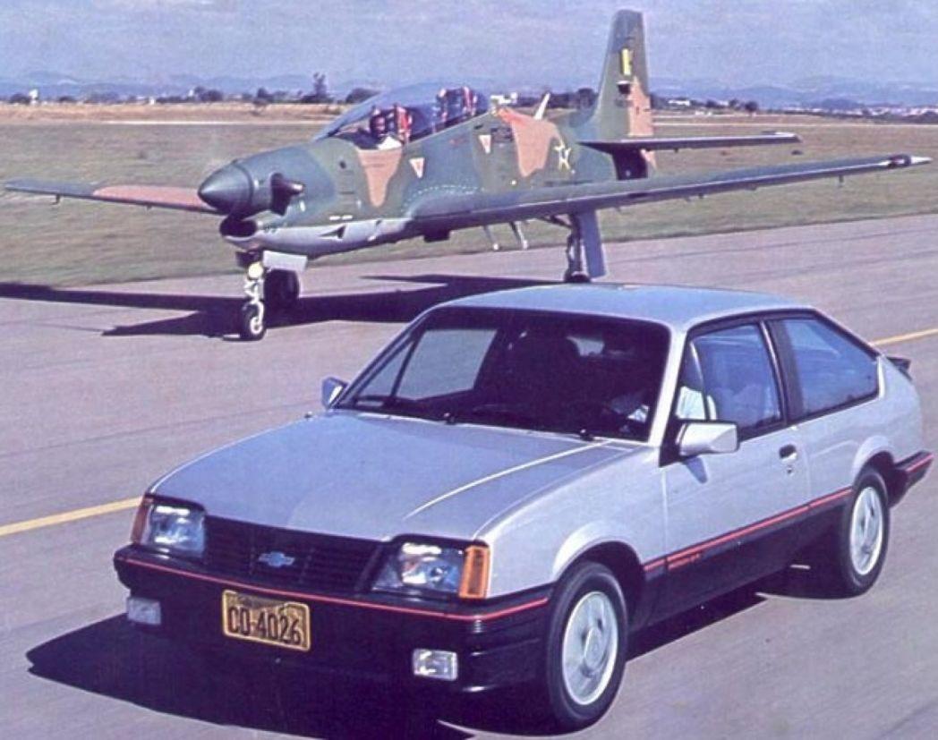 Rodas de liga leve que marcaram época: Chevrolet Monza S/R