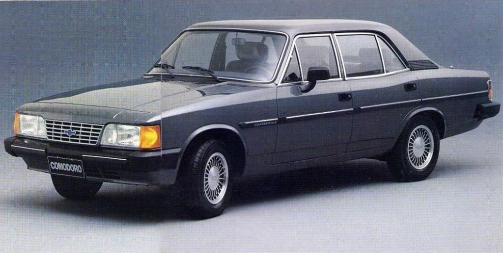 Rodas de liga leve que marcaram época: Chevrolet Opala Comodoro