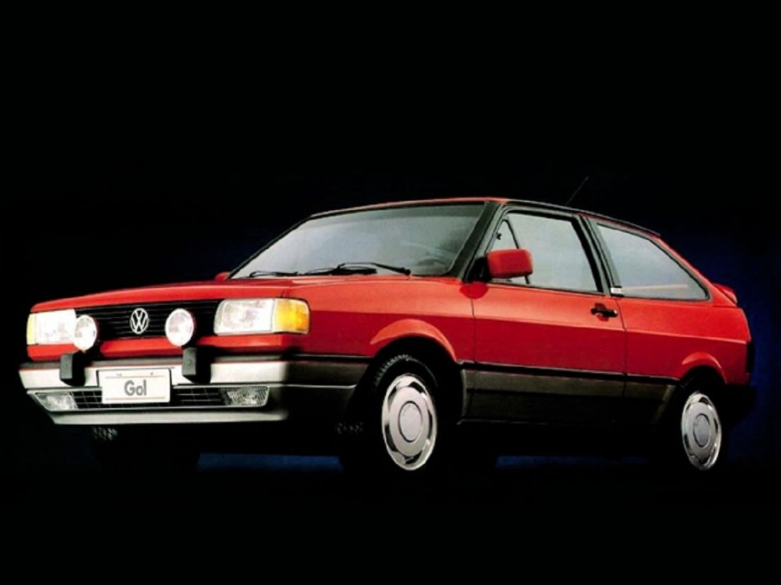 Rodas de liga leve que marcaram época: Volkswagen Gol GTi