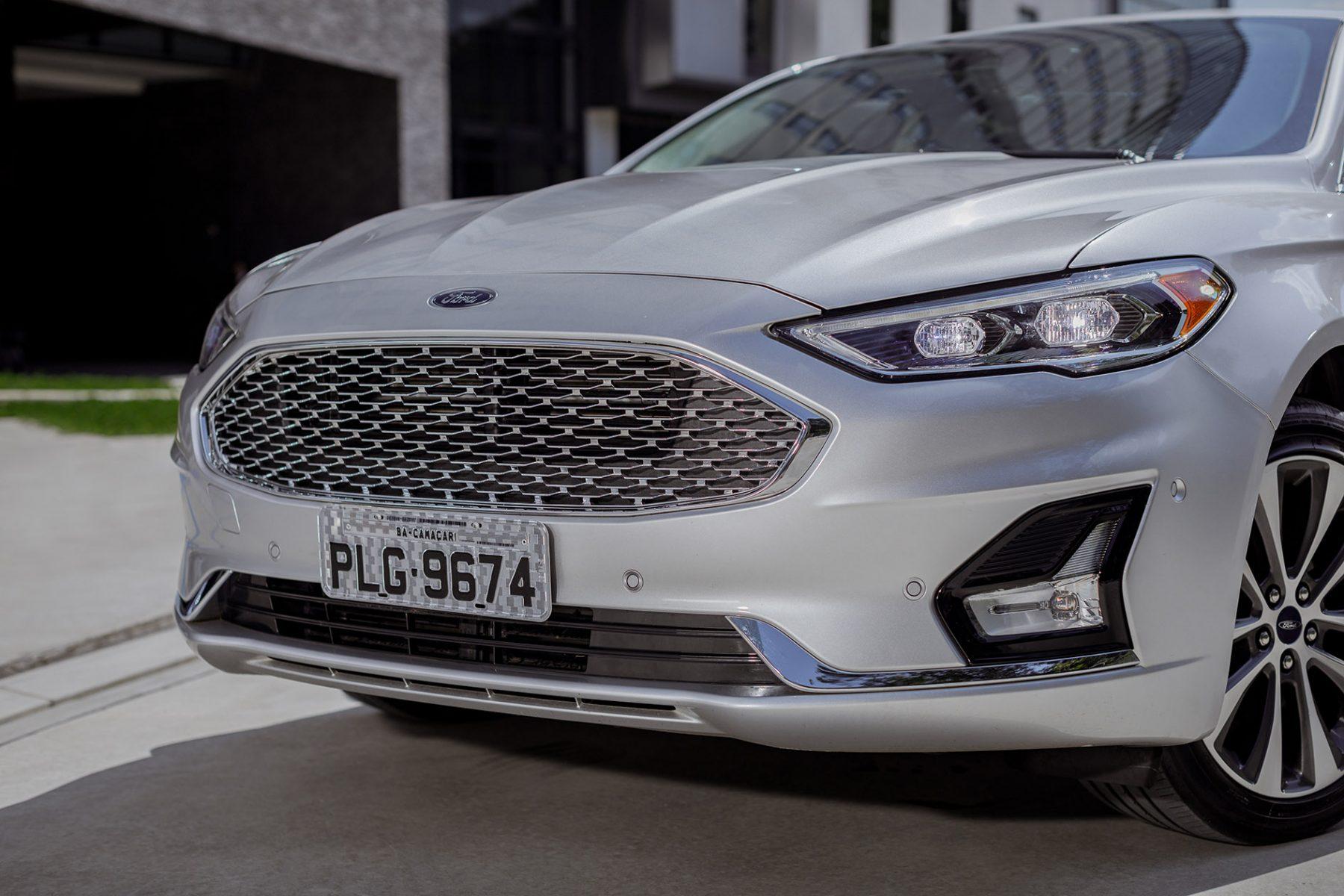 ford fusion 2019 titanium 4