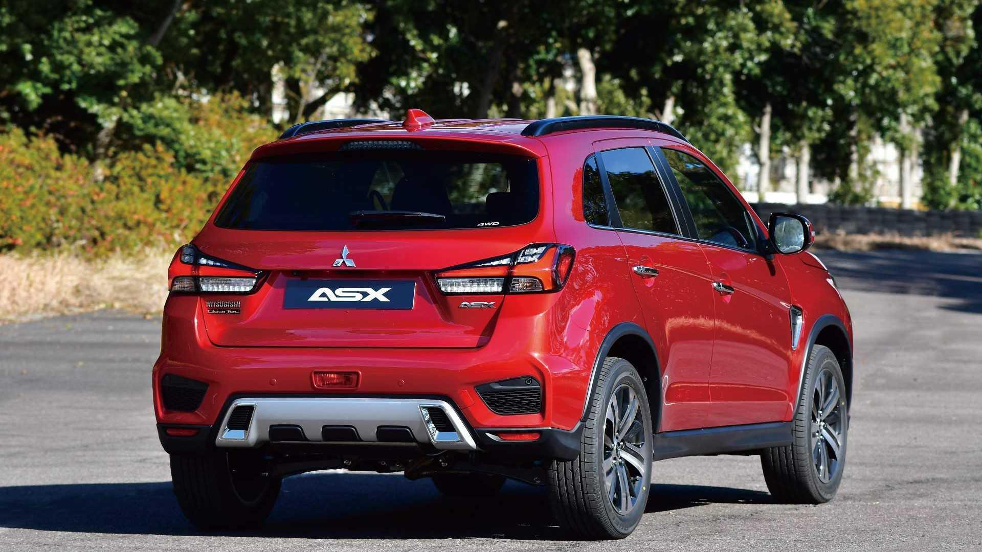Nova geração do Mitsubishi ASX é apresentada nesta terça-feira, 12. SUV agora adota a identidade da marca e apresenta cabine atualizada.
