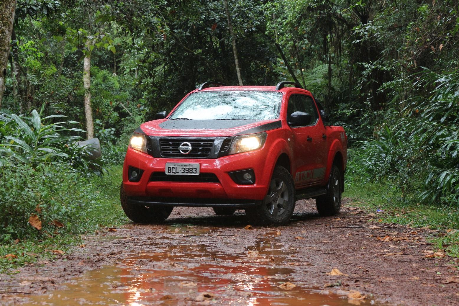 Nissan Frontier Attack tem preço de R$ 153.590