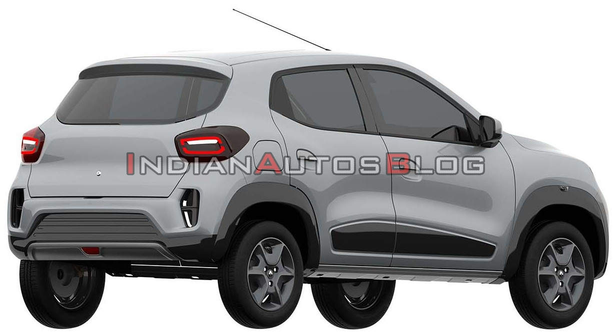 kwid eletrico patenteado indian autos blog 2