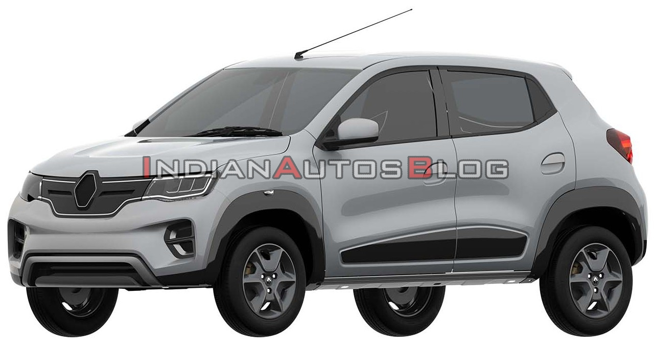 kwid eletrico patenteado indian autos blog 1