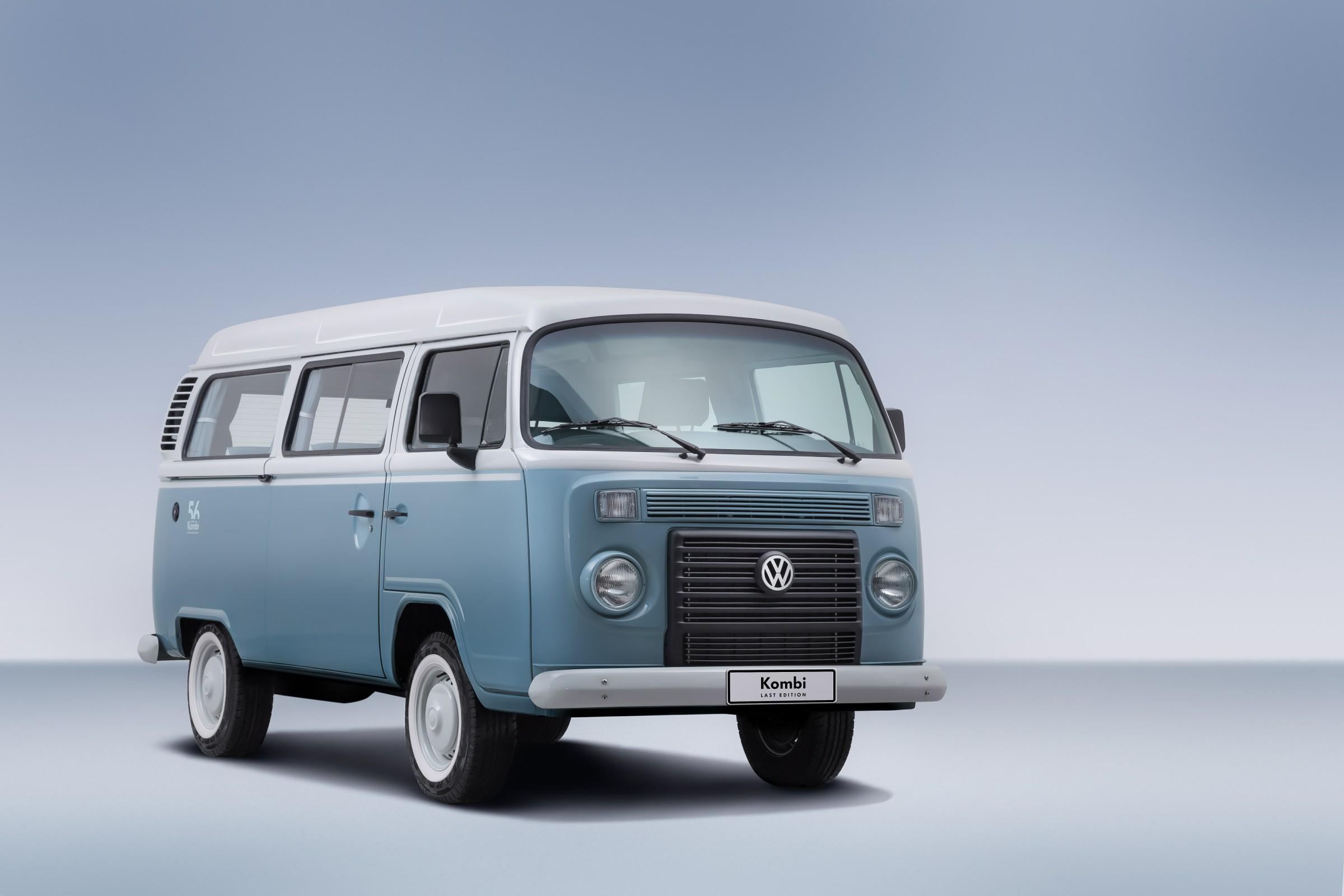 Volkswagen Kombi Last Edition: fim de vida foi dramático