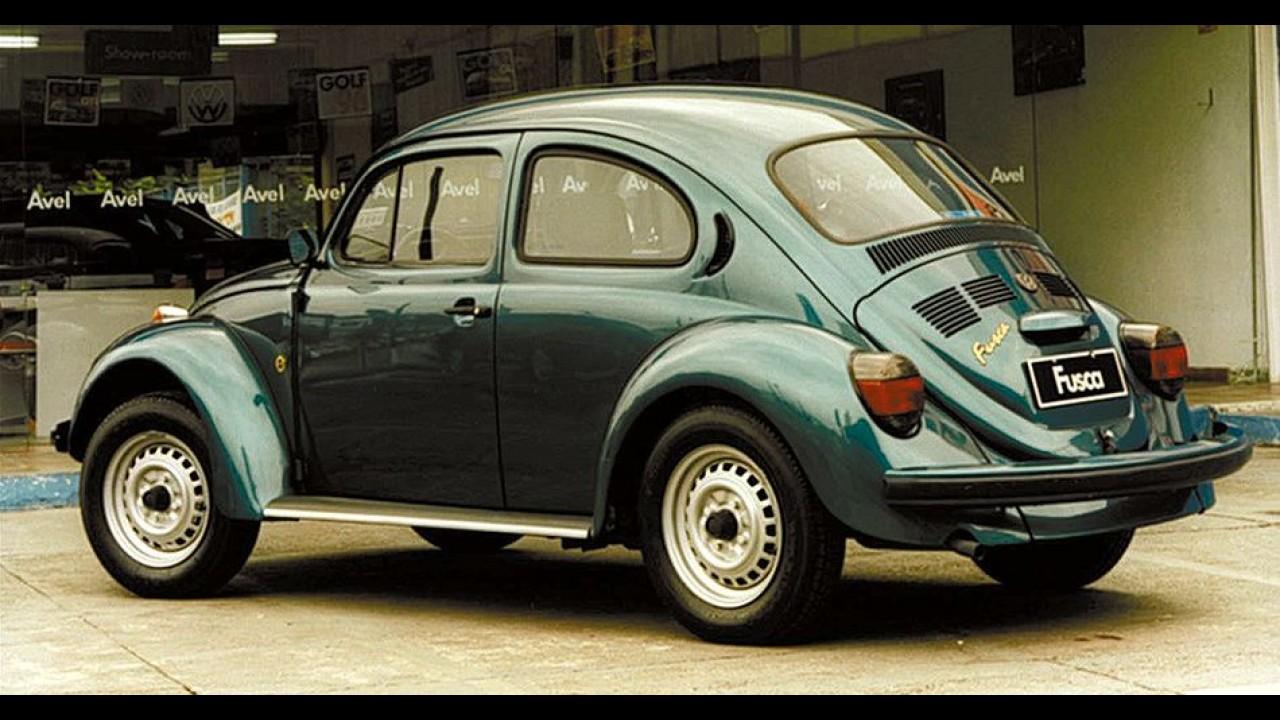 Volkswagen Fusca Série Ouro: Na hora de interromper as vendas de carros clássicos, é comum as fabricantes criarem uma edição de despedida para celebrar sua história e suas vendas.