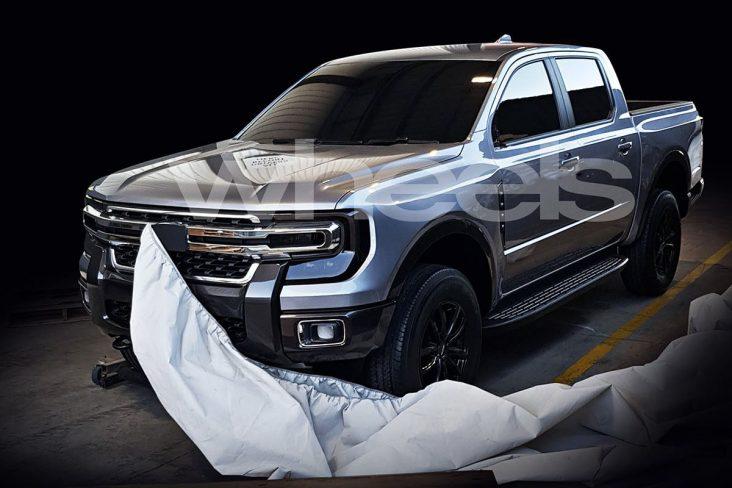 nova ford ranger
