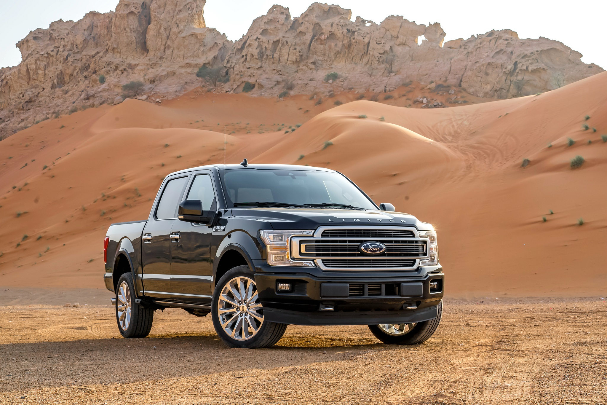 ford f 150 limited supercrew 2018