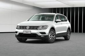 Processo pode impedir que Grupo Volkswagen importe SUVs