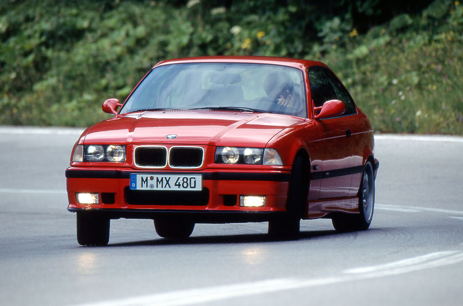 BMW M3 tinha motor 3.0