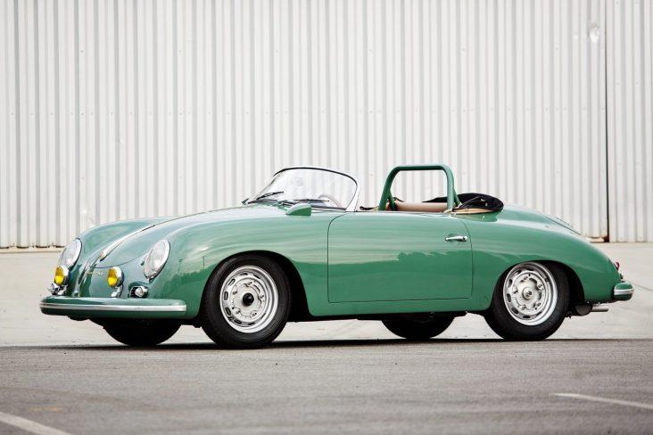 porsche 356 speedster 1958 jerry seinfeld sothebys