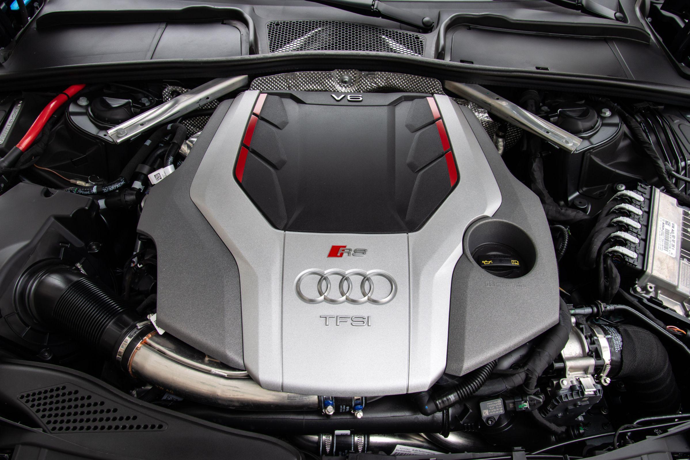 Audi RS 4 Avant: motor de 450 cv de potência