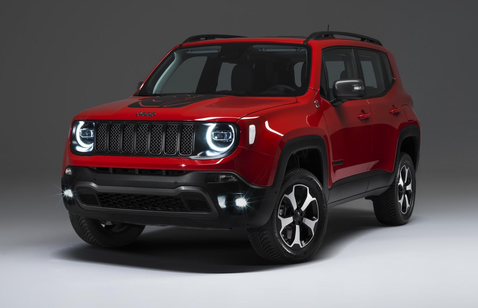 jeep renegade plug in hibrido