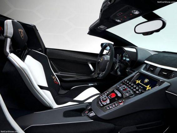 lamborghini aventador svj roadster 2020 1