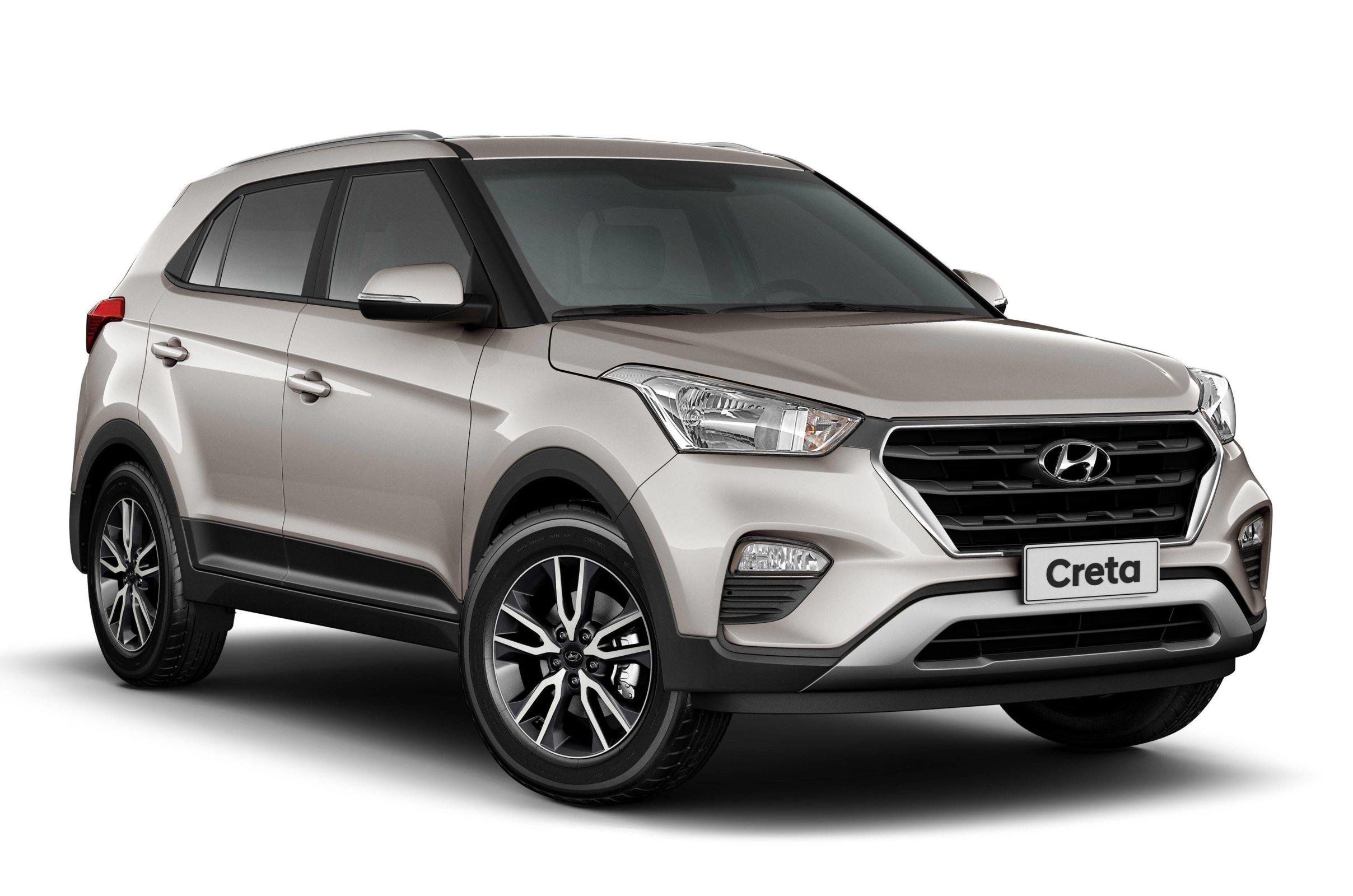 Entre as versões com motor 1.6 do Hyundai Creta, a Pulse Plus é a mais equipada