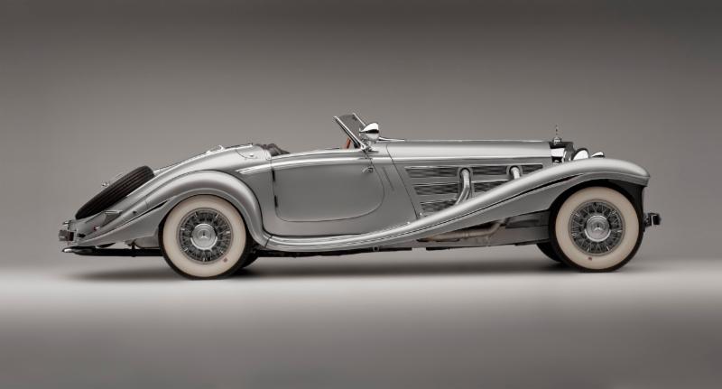 1936 mercedes benz 500k special national automobile museum