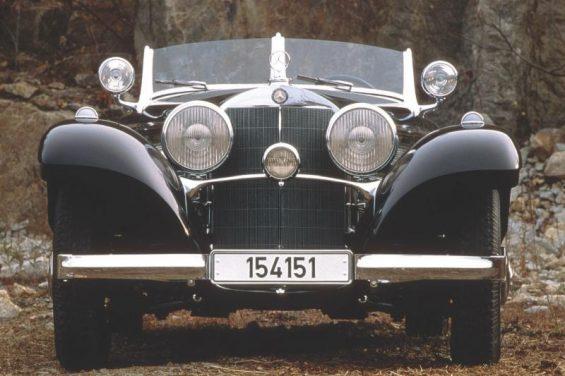 1937 mercedes benz 540k special roadster richard and melanie lundquist