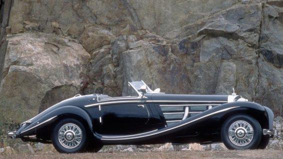 1937 mercedes benz 540k special roadster richard and melanie lundquist 2