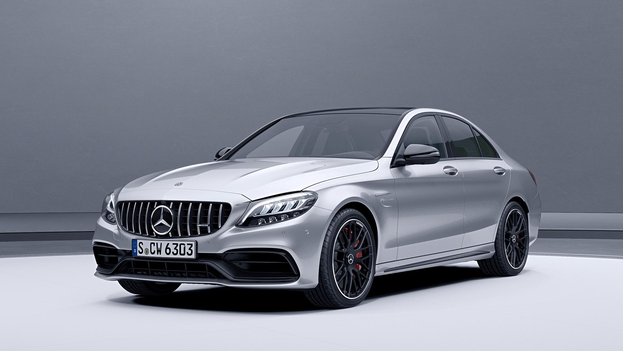 Nova Mercedes Amg C 63 Tem Precos Entre R 500 Mil A 556 Mil