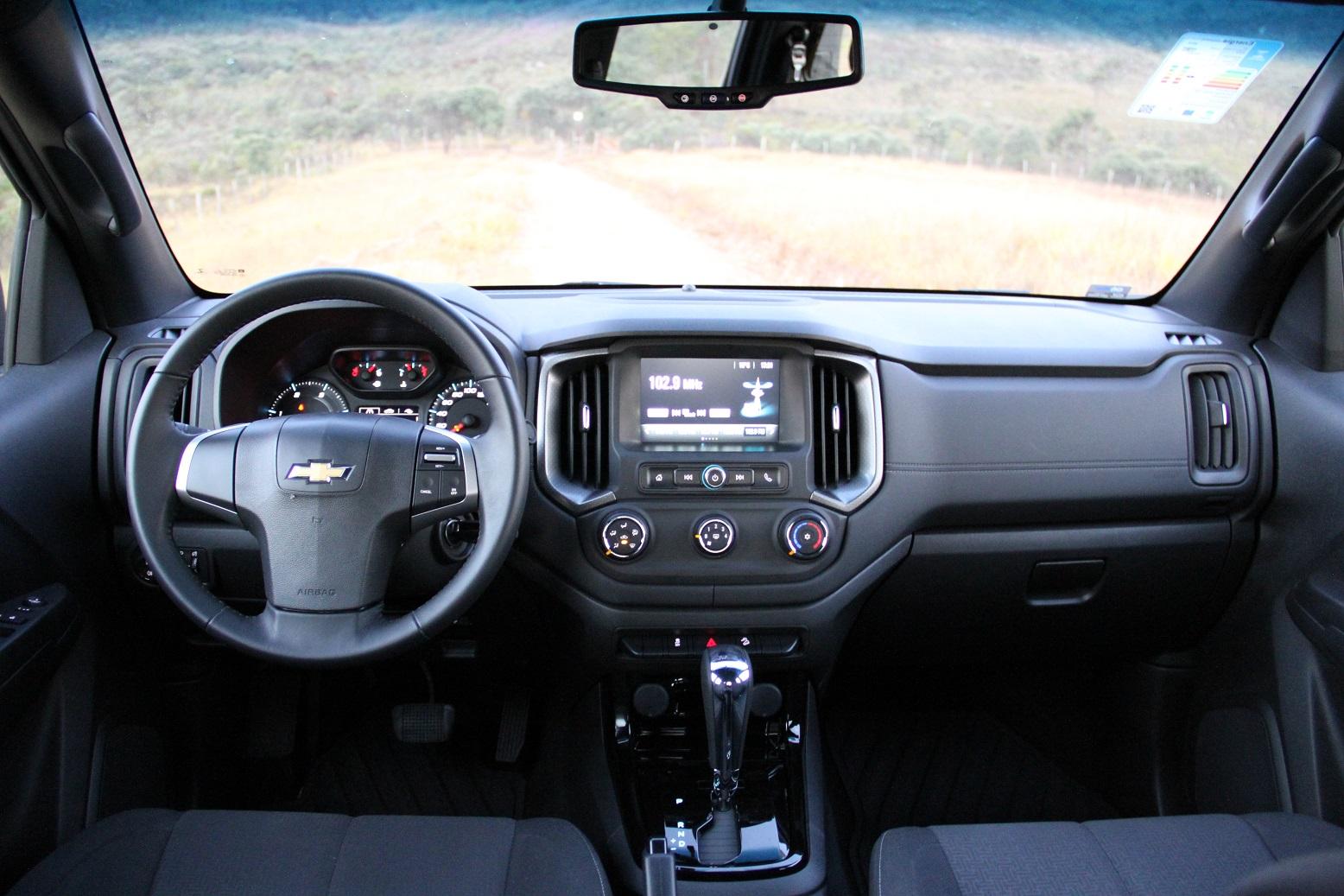 Chevrolet S10 Midnight tem preço sugerido de R$ 174.590