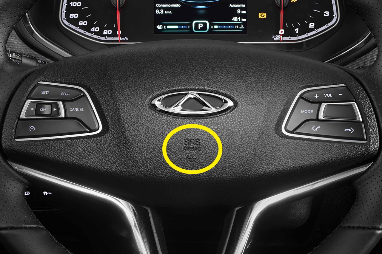 airbag validade