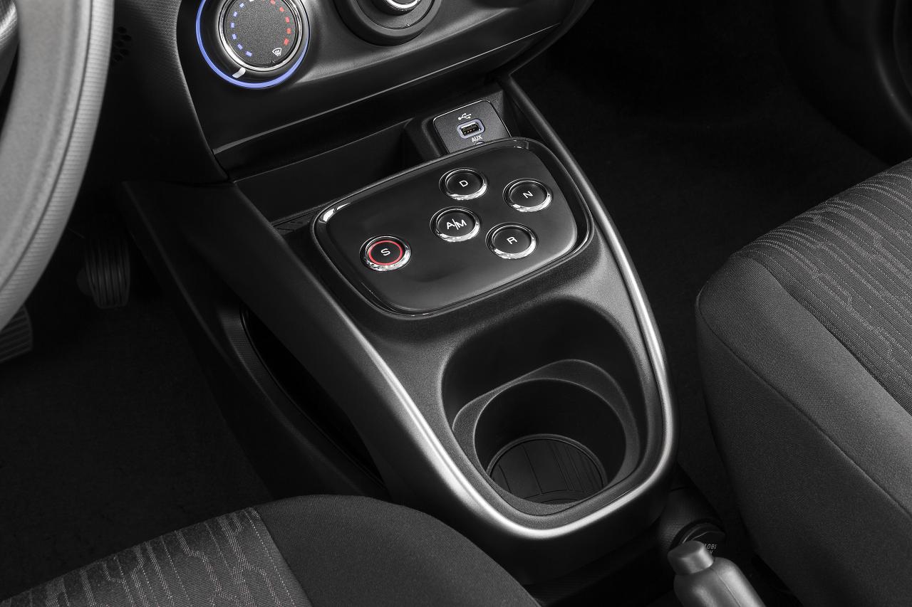 cambio automatizado gsr da Fiat