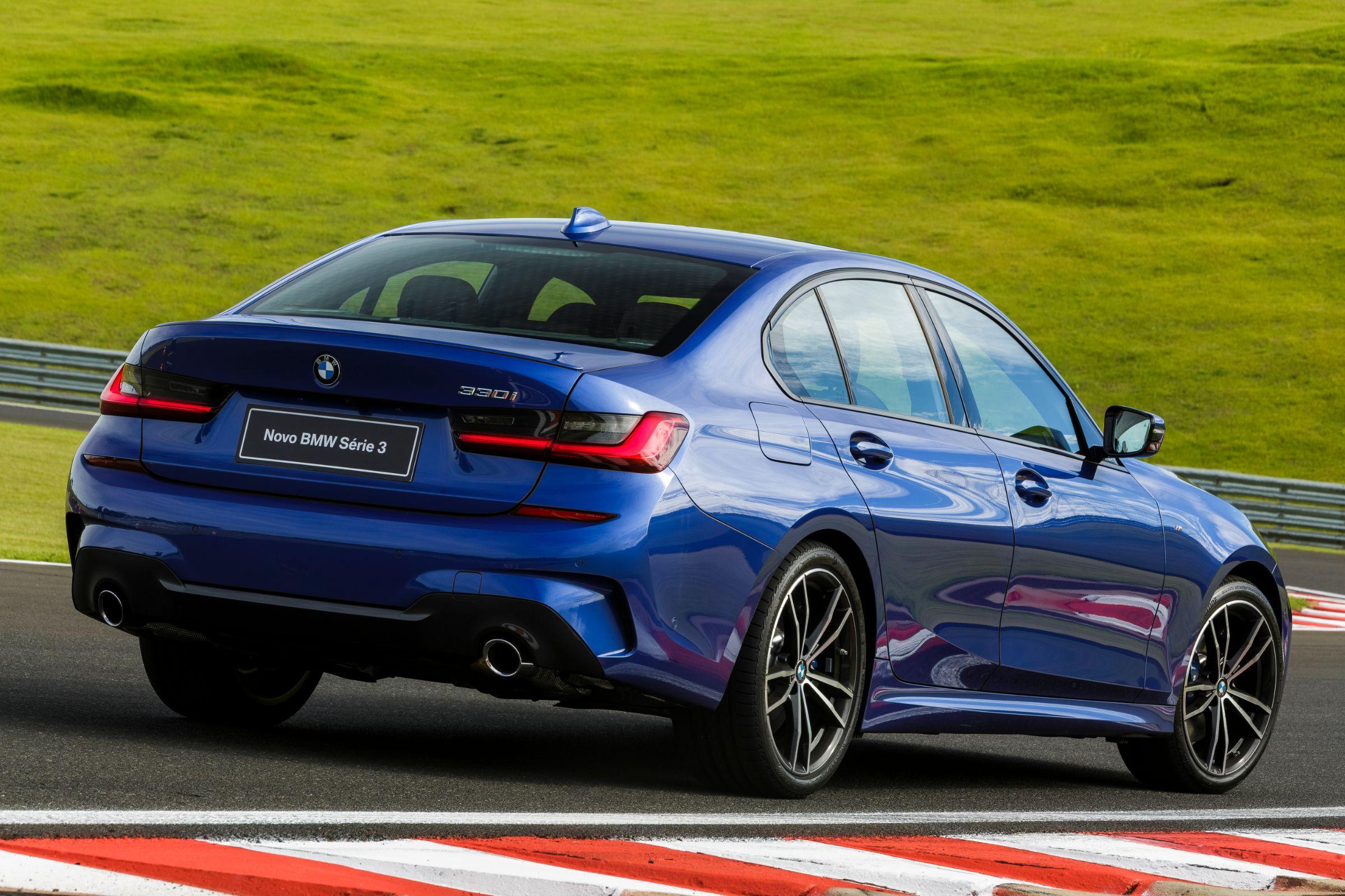 BMW 330i Sport M Sport será montada no Brasil em breve