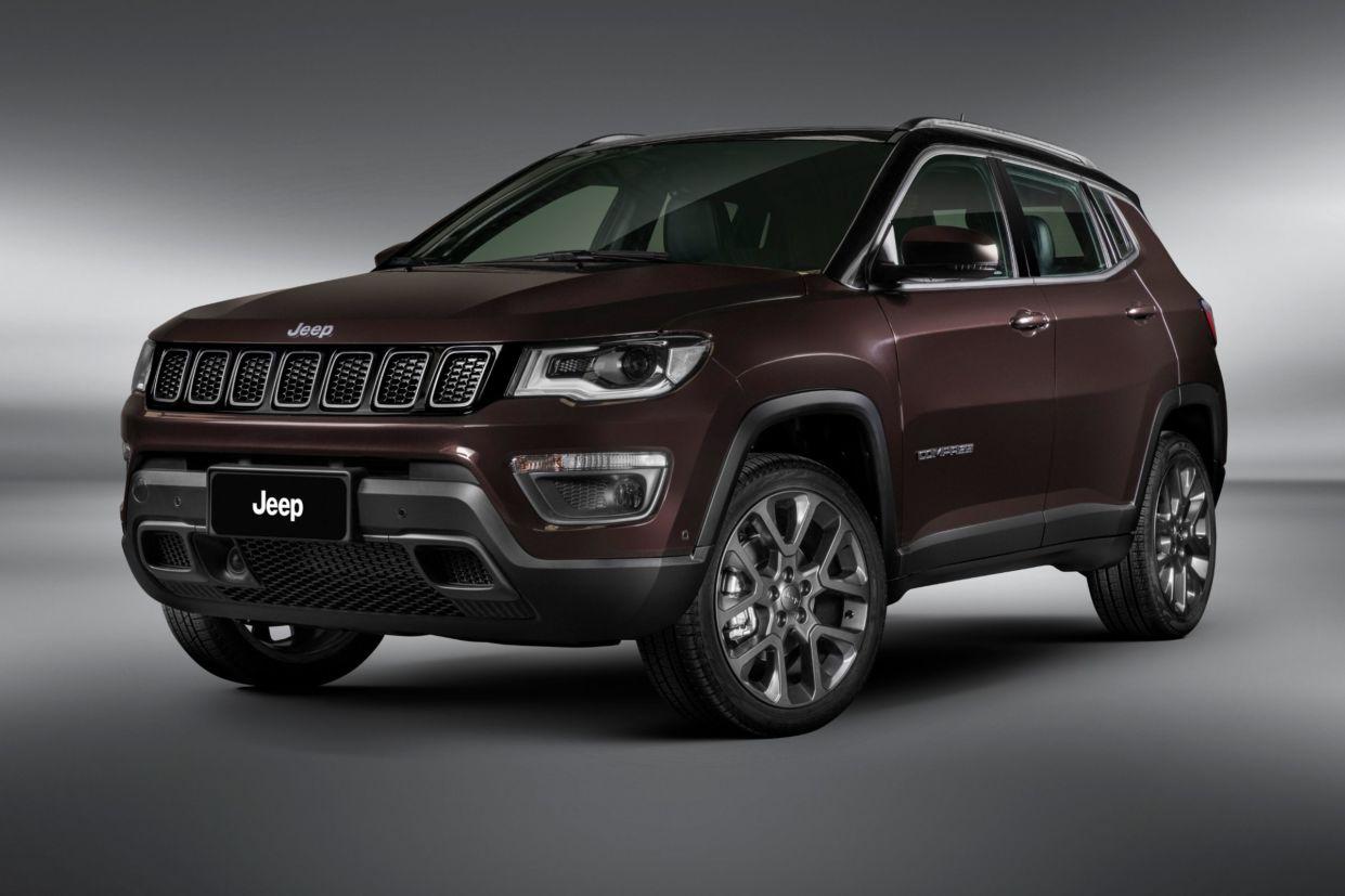 Jeep Compass S: SUV possui dispositivos autônomos