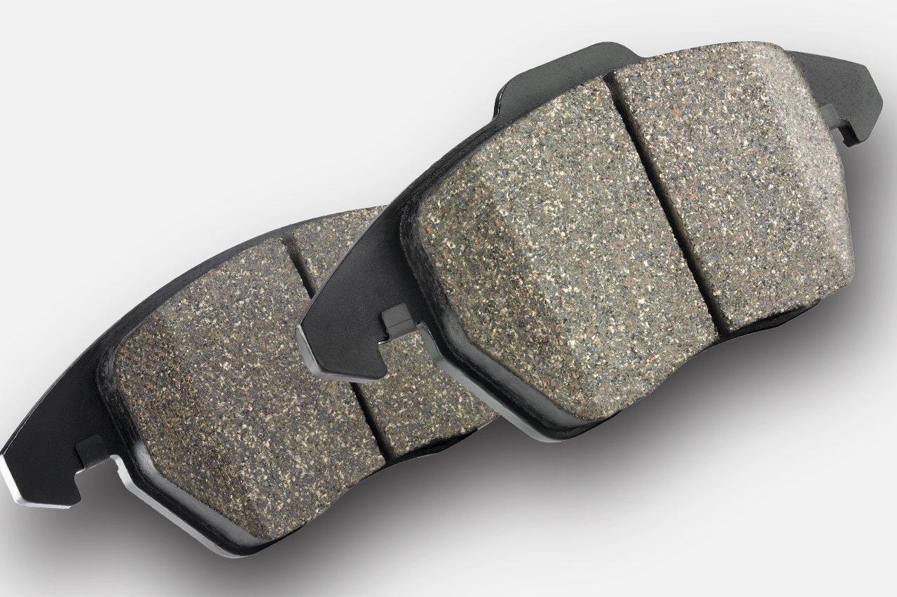 Pastilhas de freio: base é de metal