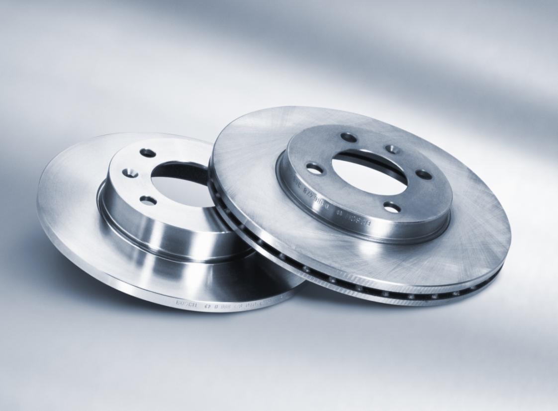 Freio de carro: Discos podem ser retificados, desde que sejam respeitados alguns parâmetros técnicos