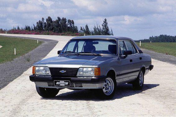 chevrolet opala s 1988