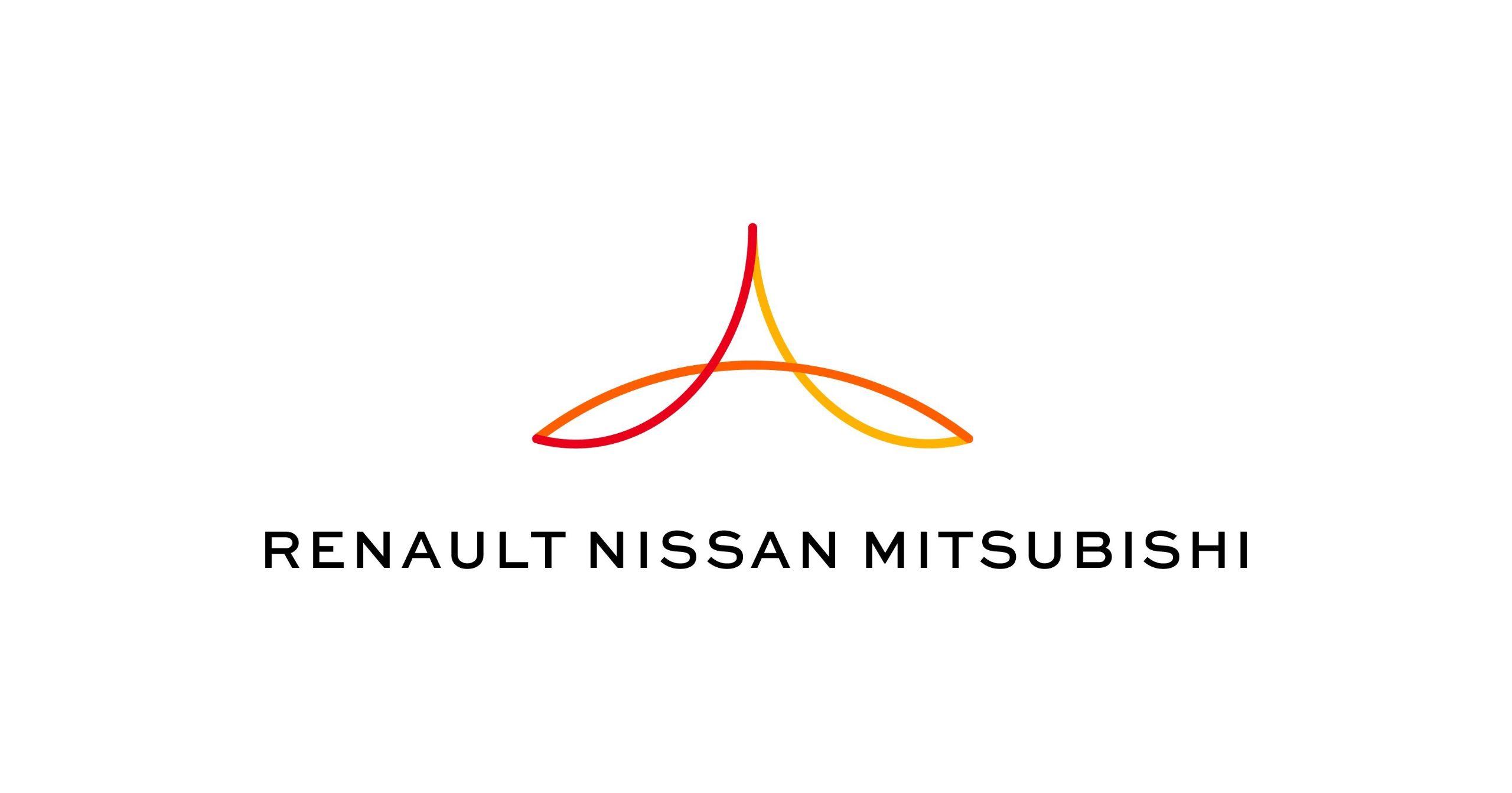21196918 alliance renault nissan mitsubishi motors logo