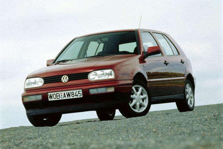 volkswagen golf 1991 a 1997