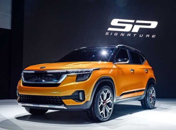 O primeiro SUV compacto da Kia é muito parecido com conceito SP Signature e será lançado globalmente da marca ainda este ano.