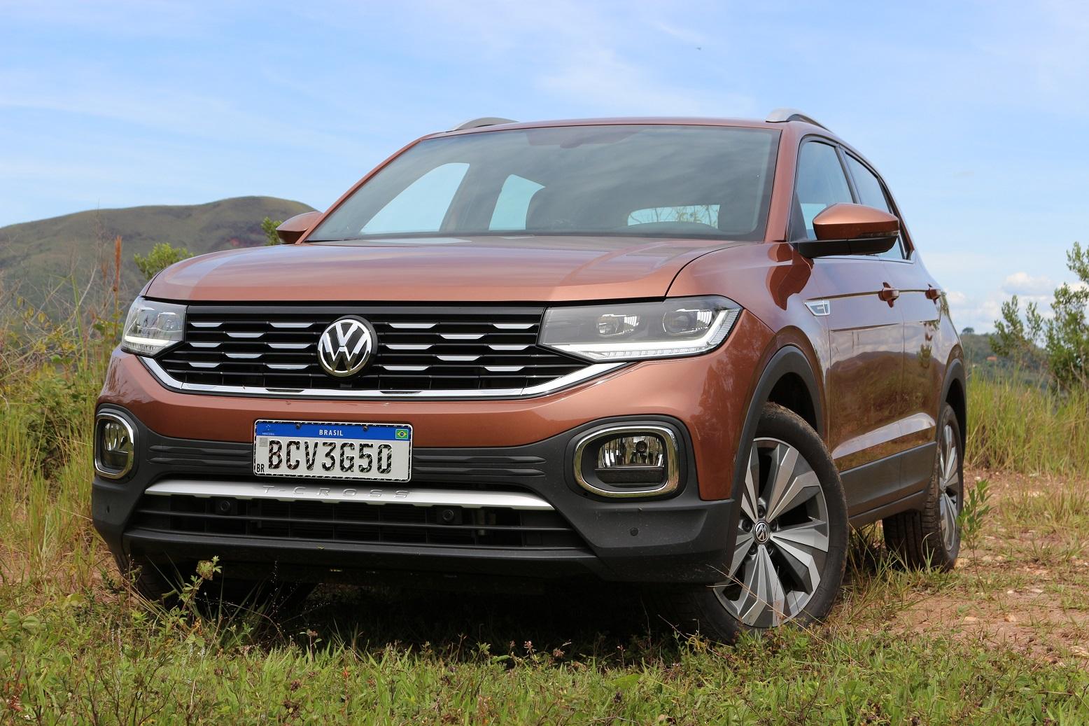 VW T-Cross Highline: preço elevado é ponto fraco