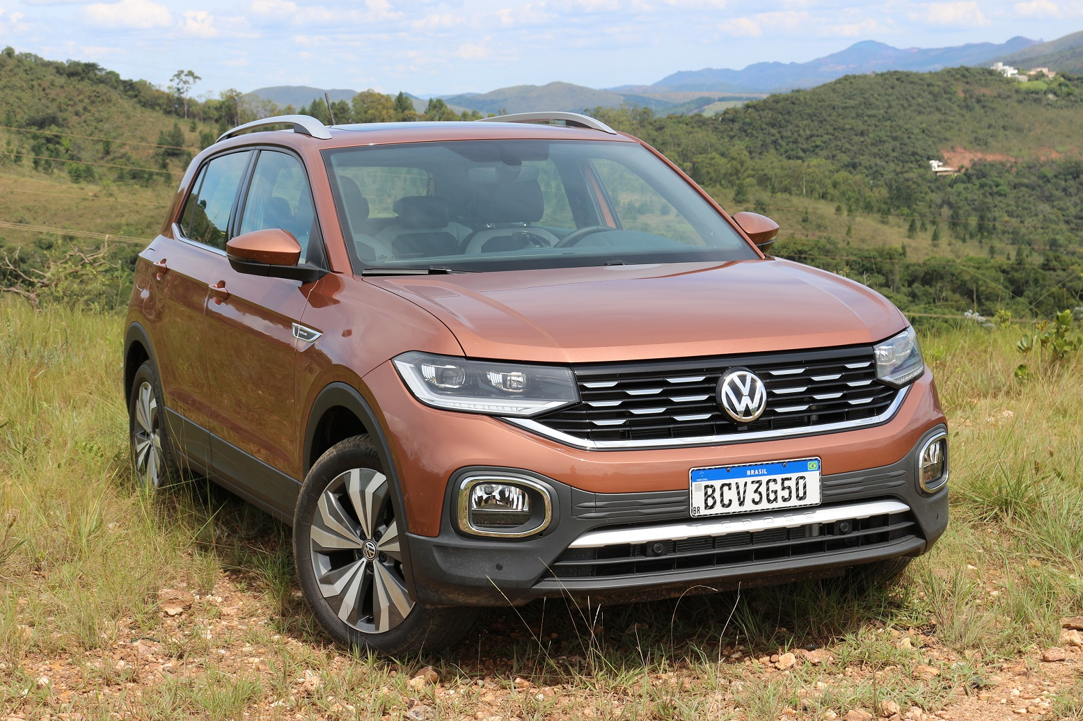 VW T-Cross Highline 250 TSI Foto Alexandre Carneiro