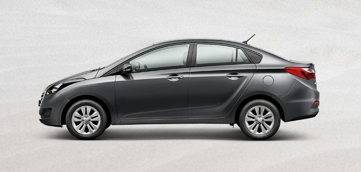 Hyundai PCD: HB20S é opção de sedã compacto