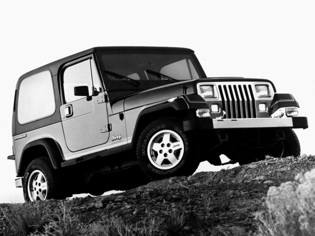 Wrangler é descendente direto do Jeep Willys
