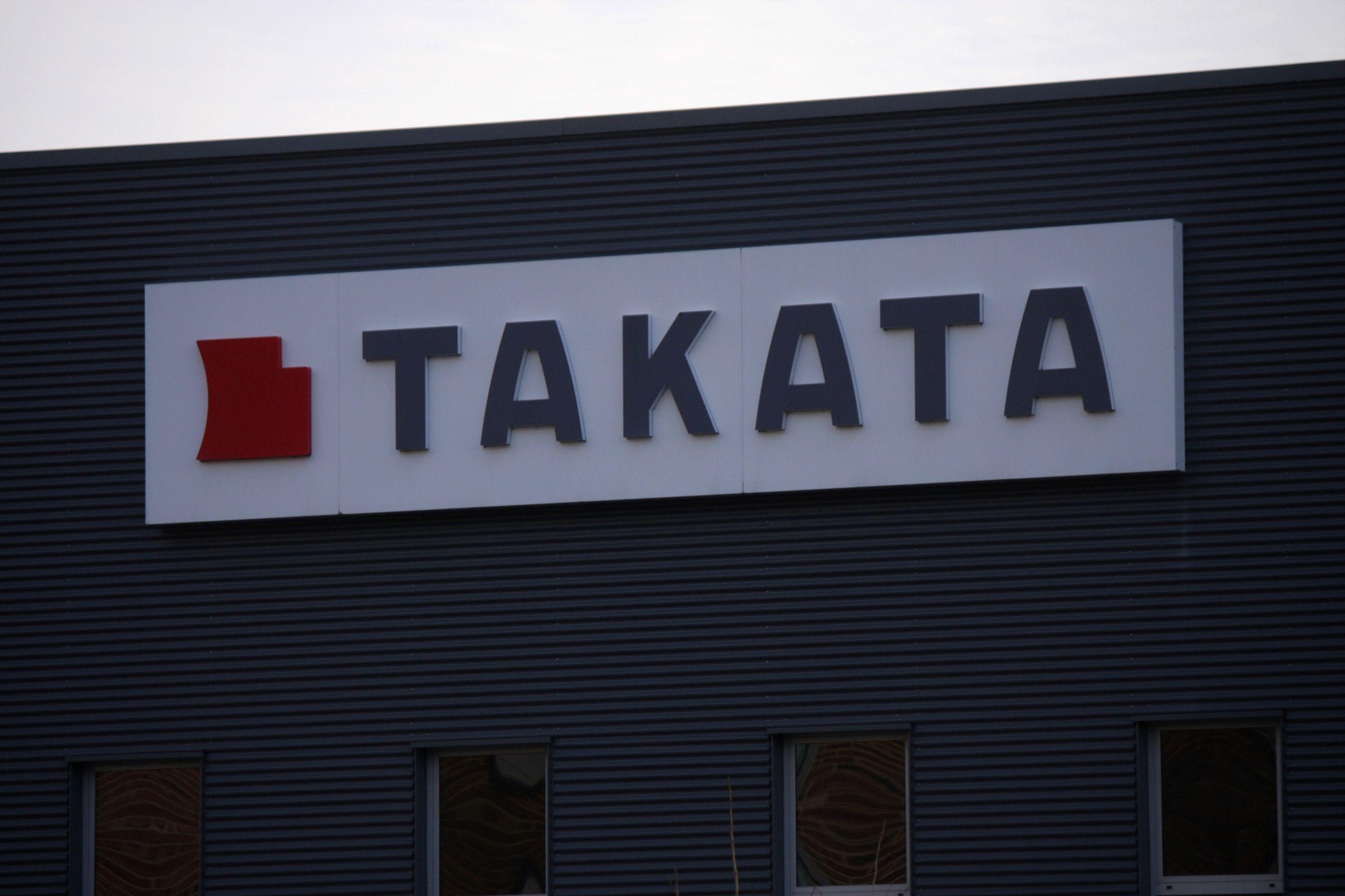 Recall da airbag levou a Takata a falência