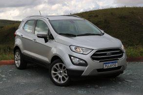 Ford vai importar EcoSport na Argentina e define futuro de concessionárias
